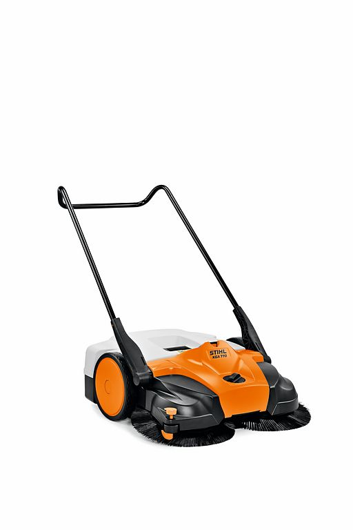 Cordless Battery Sweeper