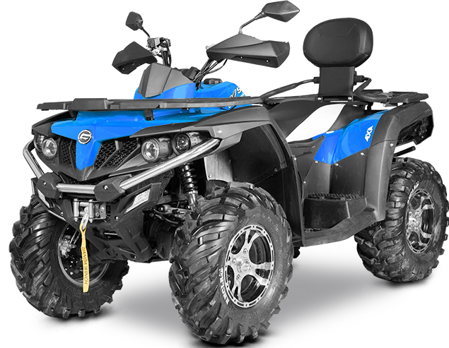 CF-MOTO ATV's