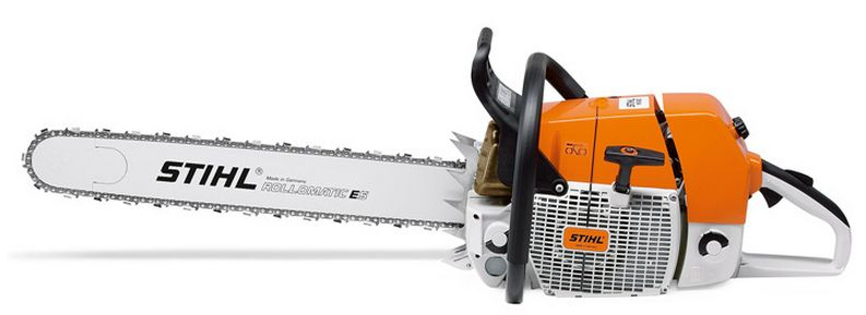 STIHL PROFESSIONAL CHAINSAWS