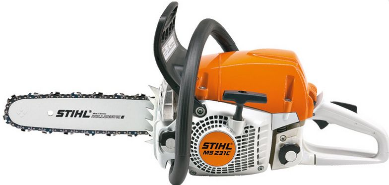 STIHL LANDOWNER CHAINSAWS