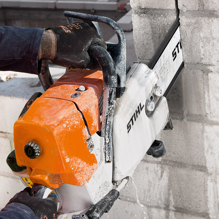 STIHL CONRETE SAW GS461