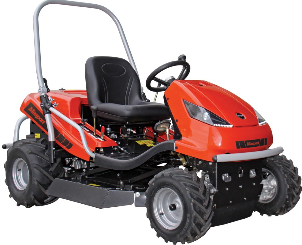 MASPORT Ride on Mower SPECIALTY