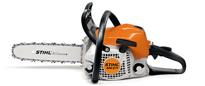 STIHL HOMEOWNER CHAINSAWS