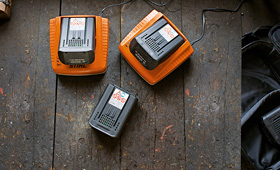 Cordless Battery Accessories