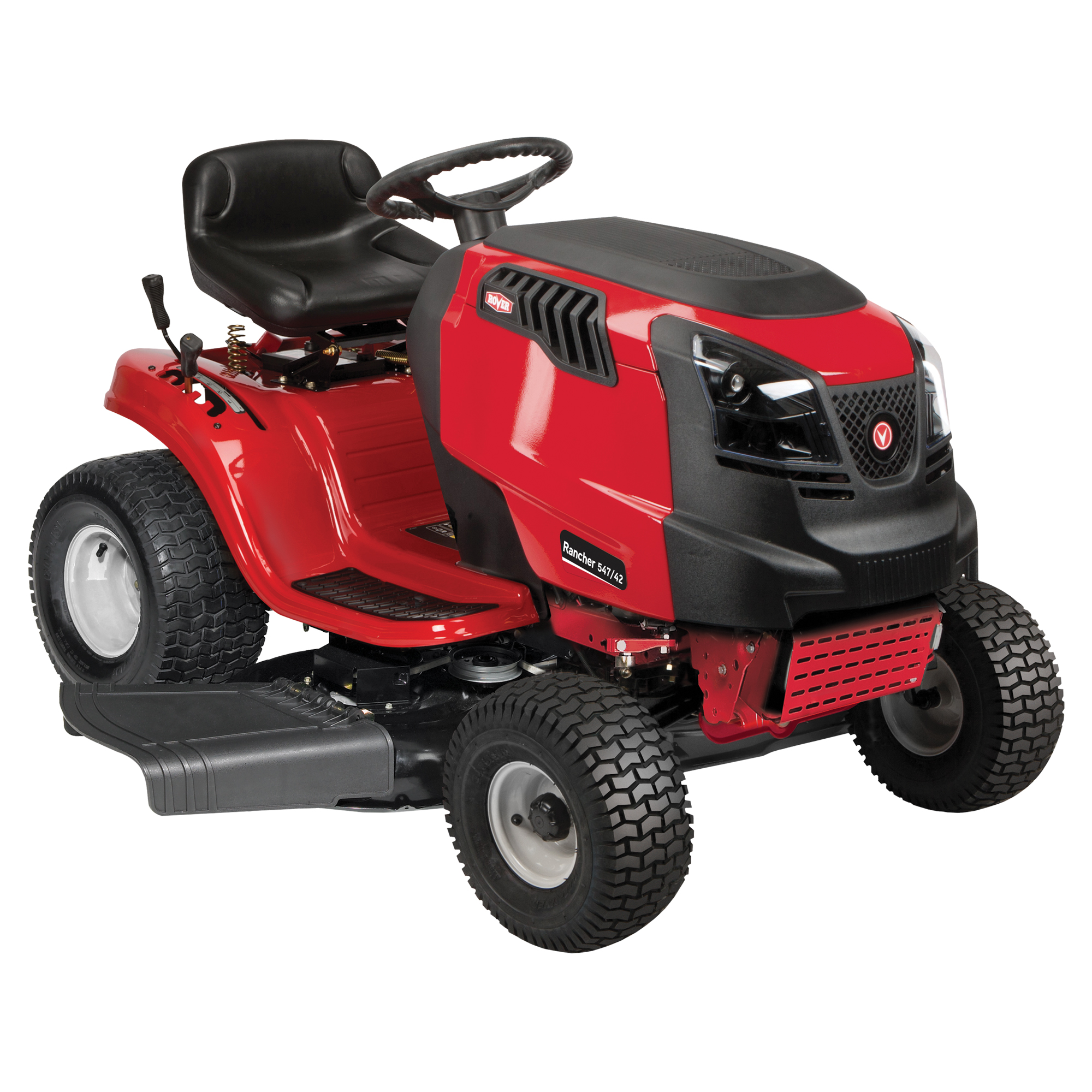 ROVER Ride-on Mowers